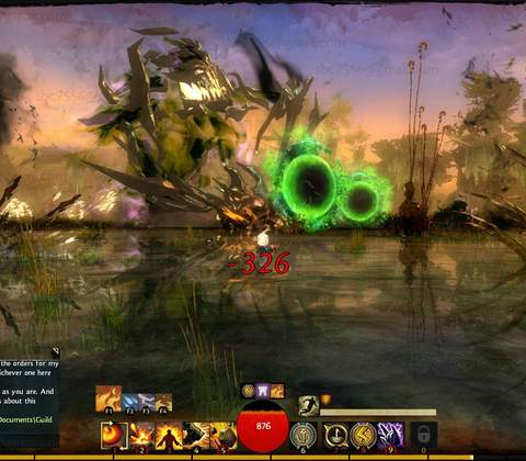 Guild Wars 2 in-game screenshot 5