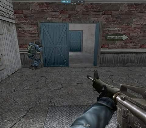 Cross Fire in-game screenshot 1