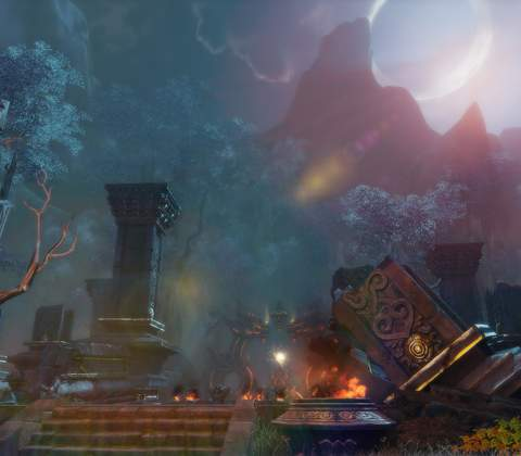 Revelation Online in-game screenshot 3