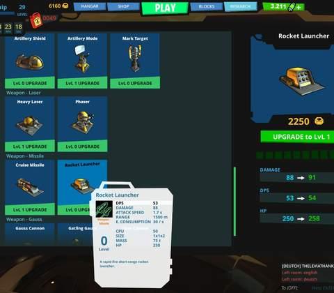 Galactic Junk League in-game screenshot 5