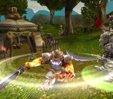 4Story in-game screenshot 1