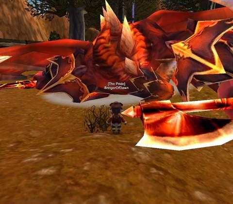 4Story in-game screenshot 3