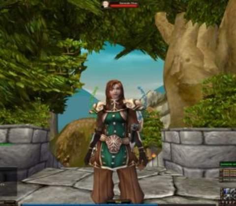 4Story in-game screenshot 5