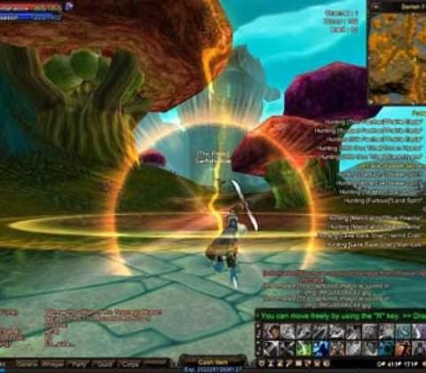 4Story in-game screenshot 6