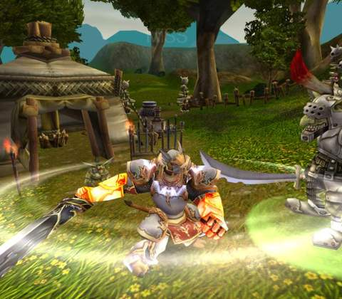 4Story in-game screenshot 7