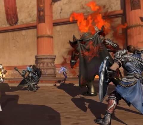 Revelation Online in-game screenshot 8
