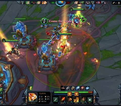 Heroes Evolved in-game screenshot 1