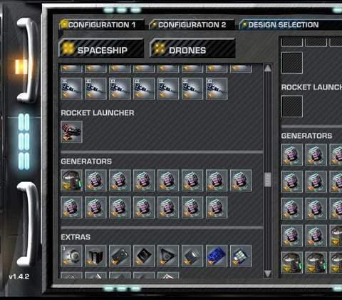 Dark Orbit in-game screenshot 11