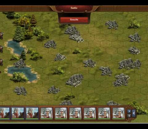 Forge of Empires in-game screenshot 9