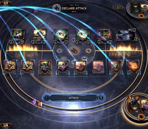 Hex: Shards of Fate in-game screenshot 1