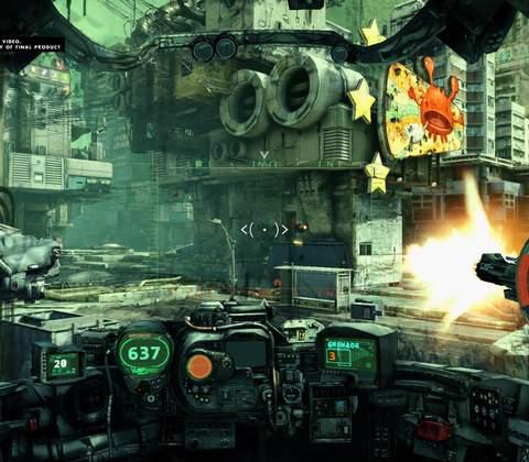Hawken in-game screenshot 6