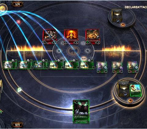 Hex: Shards of Fate in-game screenshot 2
