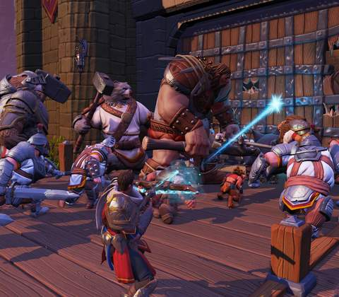 Orcs Must Die! Unchained in-game screenshot 8
