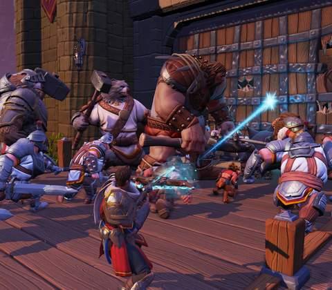 Orcs Must Die! Unchained in-game screenshot 8