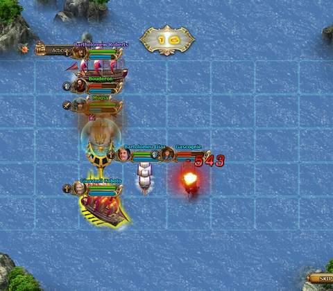 Pirate Crusaders in-game screenshot 2