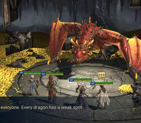 RAID: Shadow Legends in-game screenshot 5