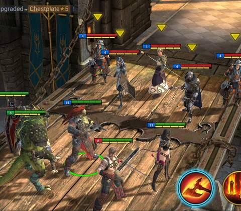 RAID: Shadow Legends in-game screenshot 10