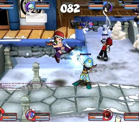 Rumble Fighter in-game screenshot 4