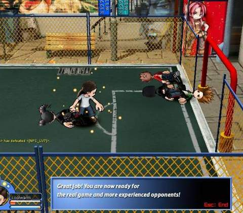 Rumble Fighter in-game screenshot 5
