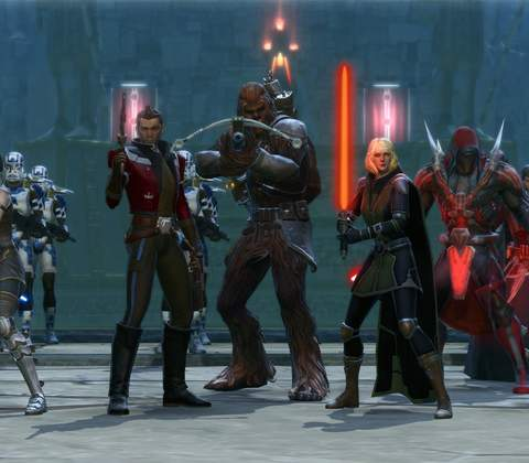 Star Wars The Old Republic in-game screenshot 6