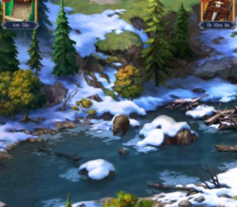 Throne: Kingdom at War in-game screenshot 1