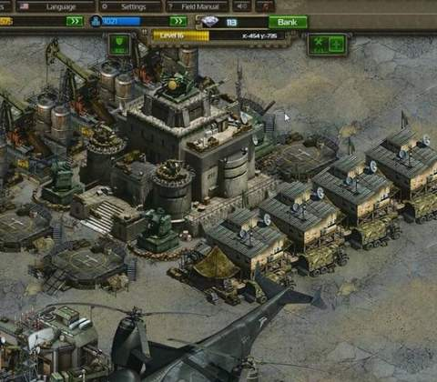 Soldiers Inc. in-game screenshot 3