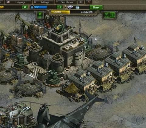 Soldiers Inc. in-game screenshot 3