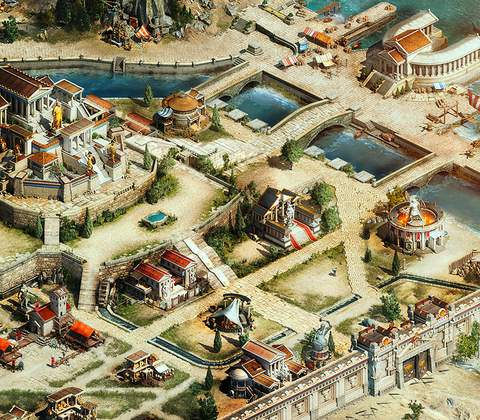 Sparta: War of Empires in-game screenshot 2