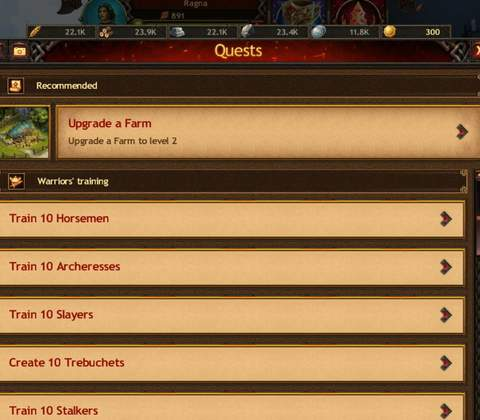 Vikings: War of Clans in-game screenshot 8