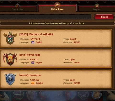 Vikings: War of Clans in-game screenshot 11