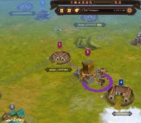 Vikings: War of Clans in-game screenshot 12