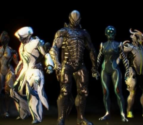 Warframe in-game screenshot 9