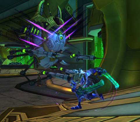 Wildstar in-game screenshot 5
