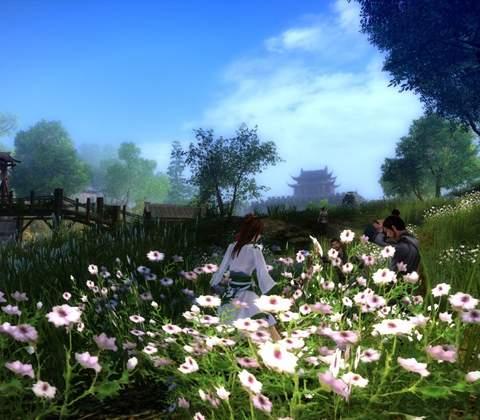 Age of Wulin in-game screenshot 4