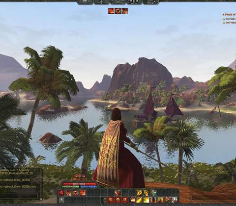 Age of Conan: Unchained in-game screenshot 3