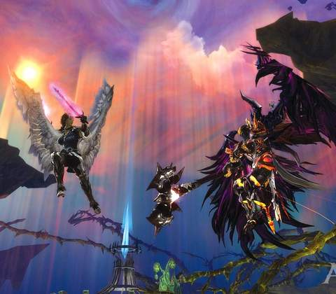 Aion in-game screenshot 4