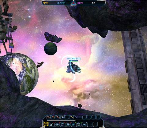 Andromeda5 in-game screenshot 1