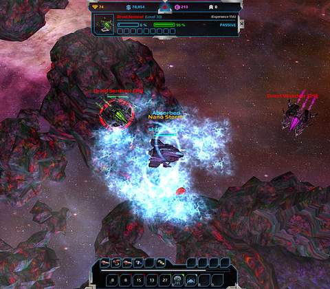 Andromeda5 in-game screenshot 2