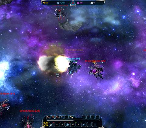 Andromeda5 in-game screenshot 3