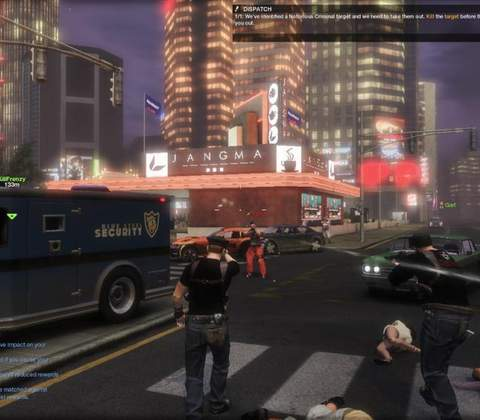 APB Reloaded in-game screenshot 1