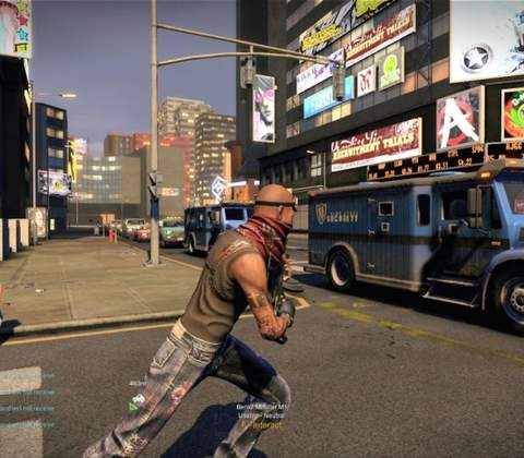 APB Reloaded in-game screenshot 3