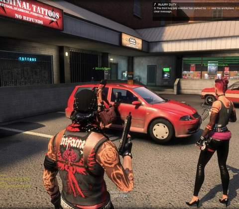 APB Reloaded in-game screenshot 4