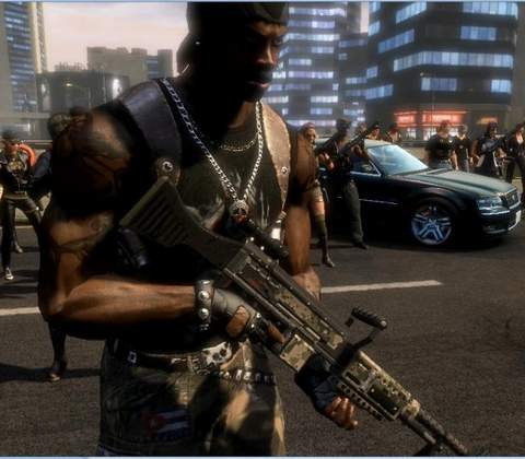 APB Reloaded in-game screenshot 5