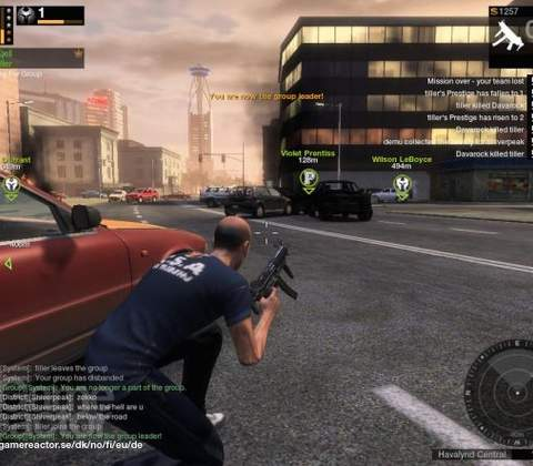 APB Reloaded in-game screenshot 6