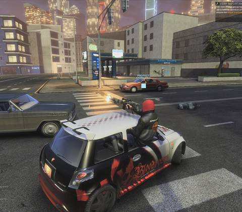 APB Reloaded in-game screenshot 8