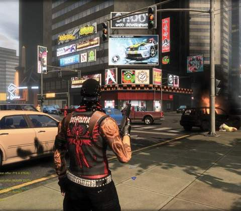 APB Reloaded in-game screenshot 9