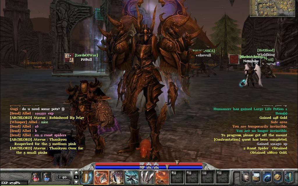 MMORPG GRATUIT TÉLÉCHARGER GPOTATO