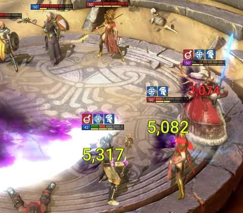 RAID: Shadow Legends in-game screenshot 17