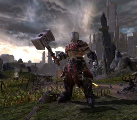 Ascend: Hand of Kul in-game screenshot 2