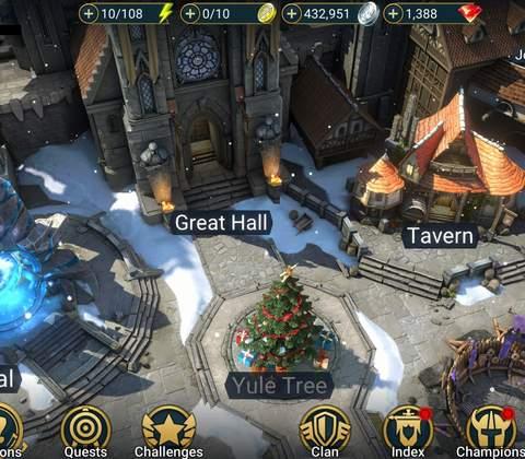 RAID: Shadow Legends in-game screenshot 21